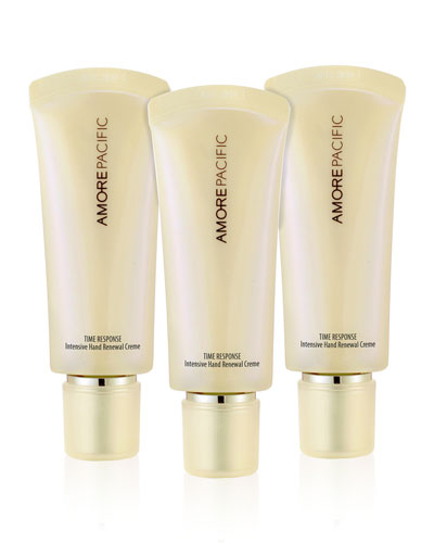 AMOREPACIFIC TIME RESPONSE Hand Renewal Creme, Set of