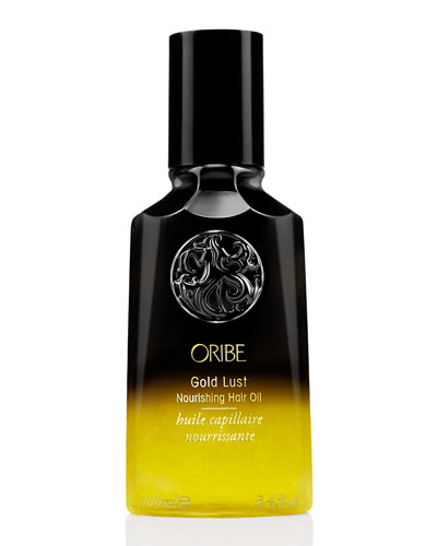 Gold Lust Nourishing Hair Oil, 3.4 oz.