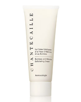 Chantecaille Bamboo and Hibiscus Exfoliating Cream, 2.5 oz.