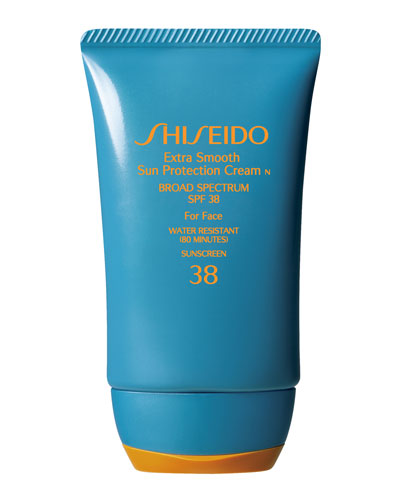 Extra Smooth Sun Protection Cream For Face SPF 38