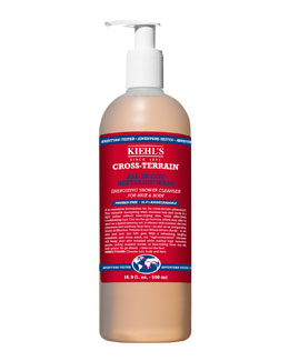 Kiehl's Since 1851 Cross-Terrain All-In-One Refueling Wash