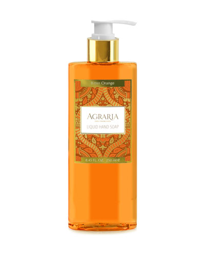 Agraria Bitter Orange Liquid Hand Soap