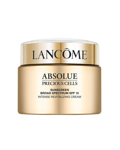 Absolue Precious Cells Sunscreen Broad Spectrum SPF 15 Intense Revitalizing Cream, 1.7 oz./ 50 mL
