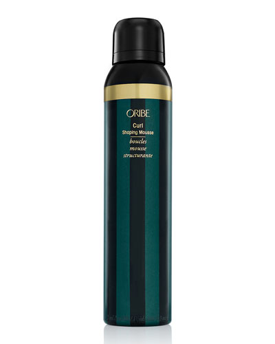 Curl Shaping Mousse, 5.7 oz./ 175 mL