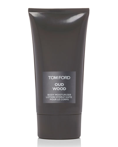 Oud Wood Moisturizer, 5oz
