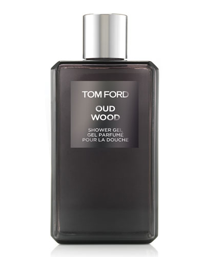 Oud Wood Shower Gel, 8.4 oz./ 250 mL