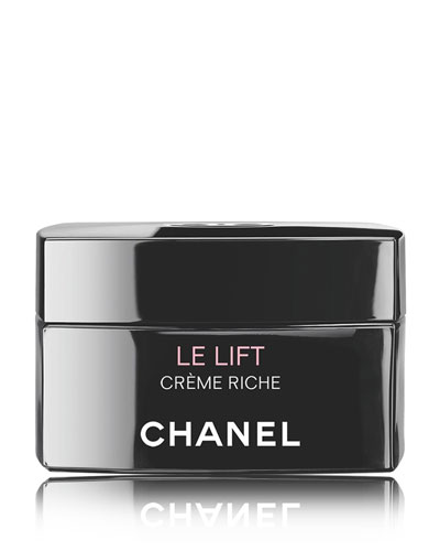 <b>LE LIFT CRÈME RICHE</b><br>Firming Anti-Wrinkle Creme 1.7 oz.