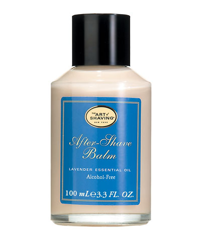 Alcohol-Free After-Shave Balm,  Lavender