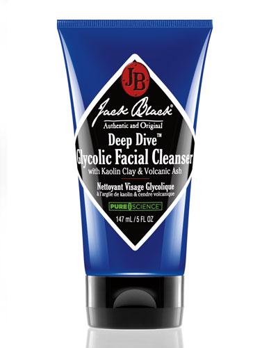 Deep Dive Glycolic Facial Cleanser, 5 oz.