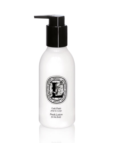Fresh Lotion for the Body