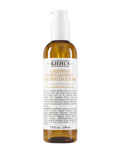 Calendula Deep Cleansing Foaming Face Wash, 7.8 oz