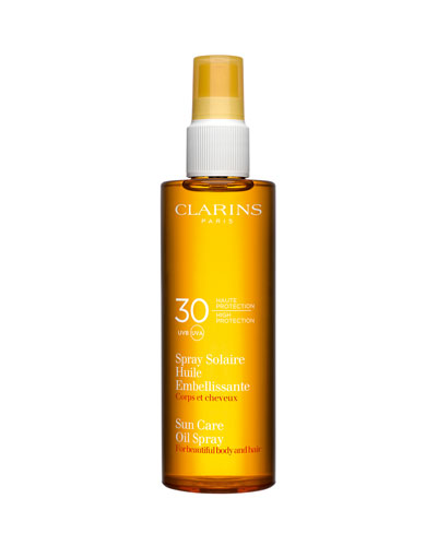 Sunscreen Care Oil Spray SPF 30, Body & Hair, 5 oz./ 15 mL