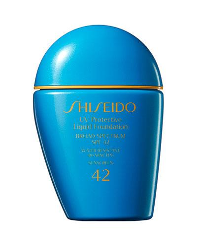 UV Protective Liquid Foundation SPF 42, 1 oz.
