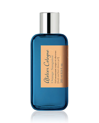 Atelier Cologne Orange Sanguine Body and Hair Shower