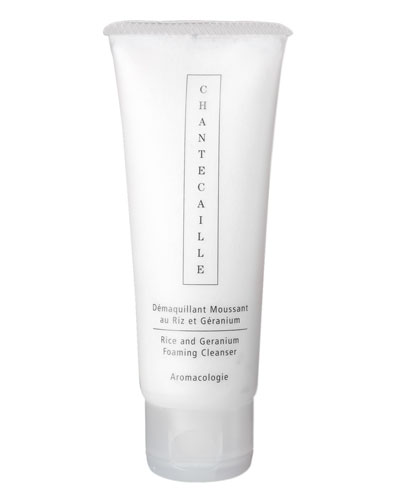 Rice and Geranium Foaming Cleanser, 2.46 oz./ 73 mL