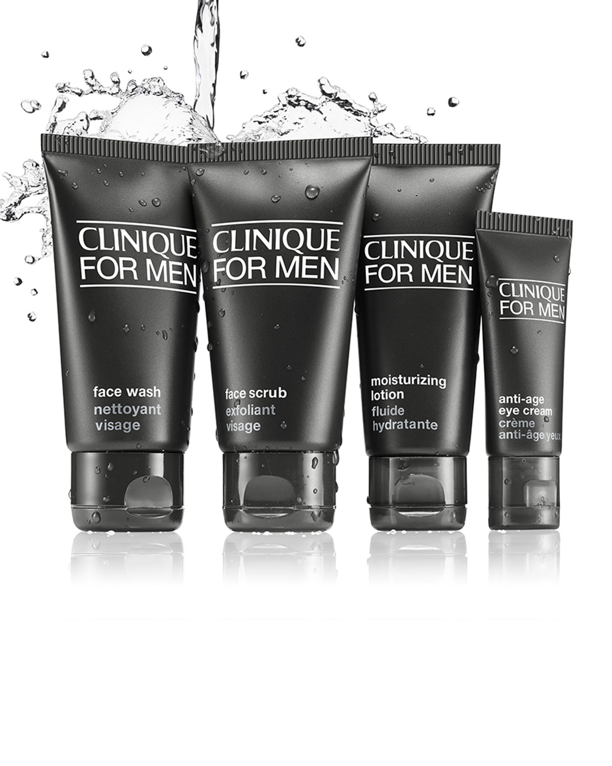 For Men Great Skin To Go Kit For Normal To Dry Skin