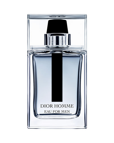 Dior Homme Eau de Toilette For Men, 3.4 oz./ 100 mL