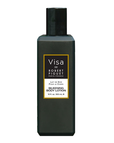 Visa Silkening Body Lotion, 300 mL
