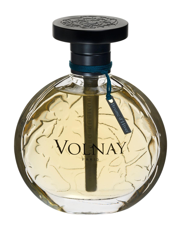 VOLNAY BRûME D'HIVER EAU DE PARFUM, 3.4 OZ./ 100 ML