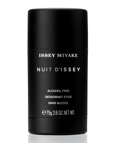Issey Miyake Nuit d'Issey Deodorant Stick, 75g