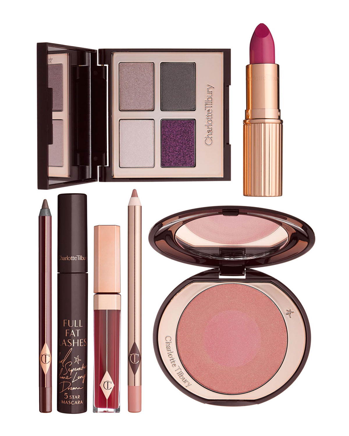 CHARLOTTE TILBURY The Glamour Muse Look Set - No Color