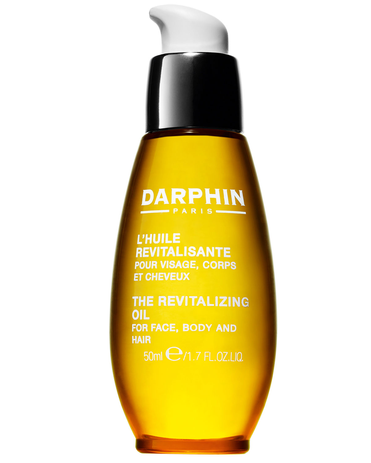 DARPHIN Revitalizing Oil For Face, Body And Hair, 1.7 Oz.