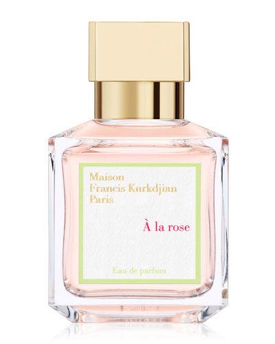 À la rose Eau de parfum