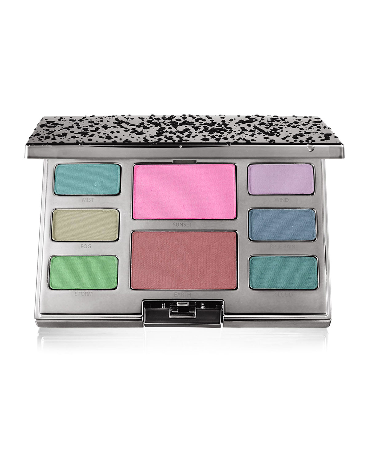 LIMITED ION Watercolour Mist Eye & Cheek Palette