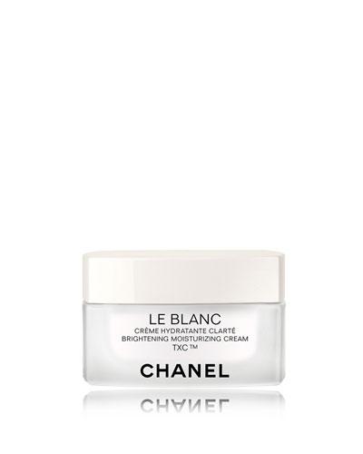 CHANEL LE BLANC Brightening Moisturizing Cream TXC, 1.7