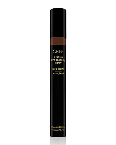 Airbrush Root Touch-Up Spray, Dark Brown, 0.7 oz