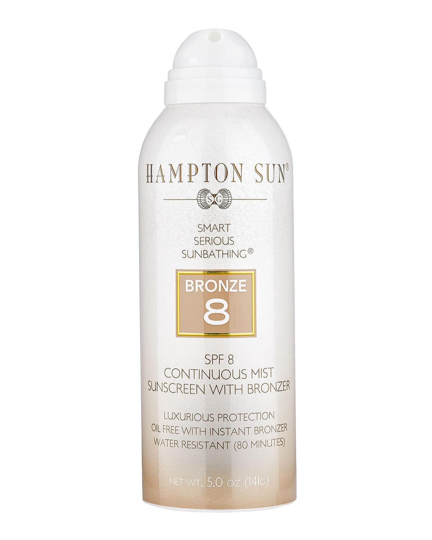 Hampton Sun SPF 8 INSTANT BRONZE MIST, 5 OZ./ 148 ML
