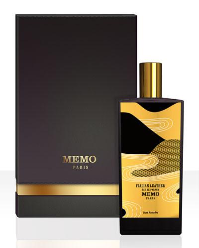 Italian Leather Eau de Parfum Spray, 75 mL