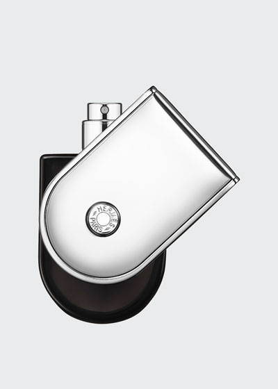 Voyage d'Hermès Pure Perfume Refillable Spray, 3.3 oz.