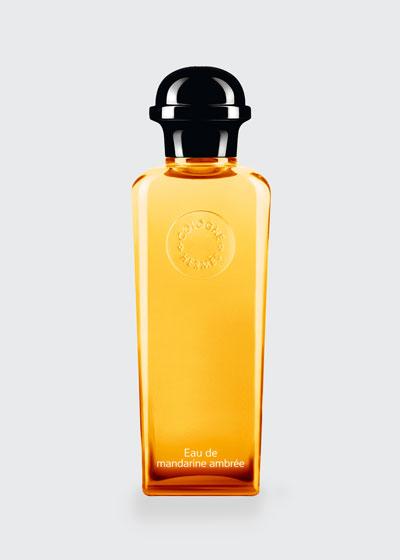Eau de mandarine ambrée Eau de cologne spray, 3.3 oz.