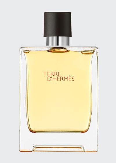 TERRE D'HERMÈS Pure Perfume Natural Spray, 6.7 oz.