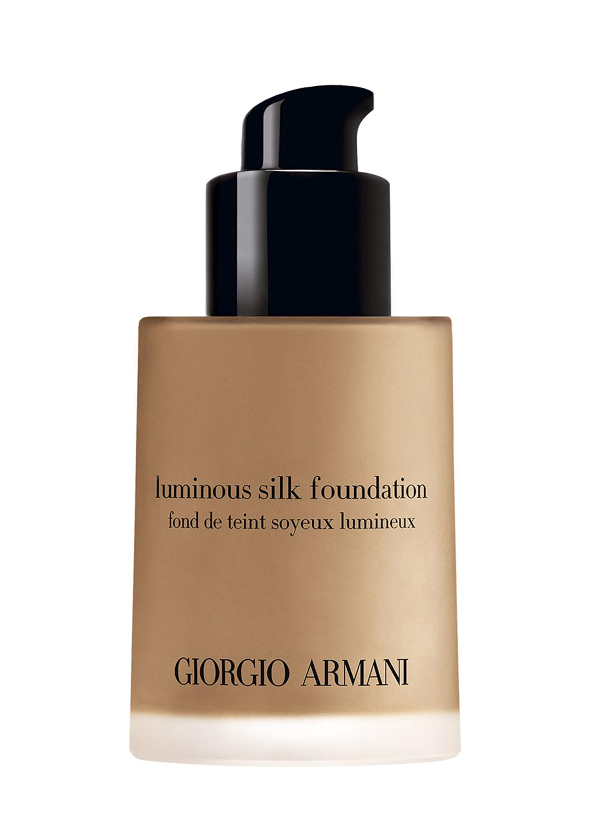 GIORGIO ARMANI Luminous Silk Foundation 2017 Instyle Award Winner in 8