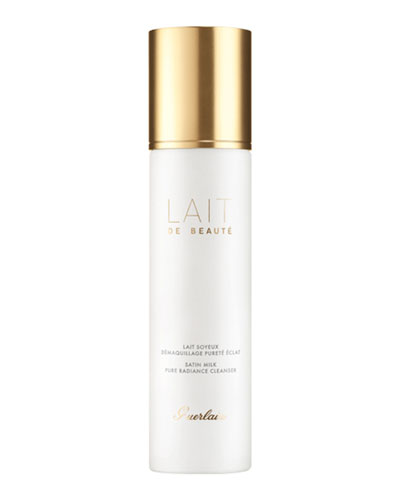 Lait de Beaute Cleansing Milk, 6.7 oz./ 200 mL