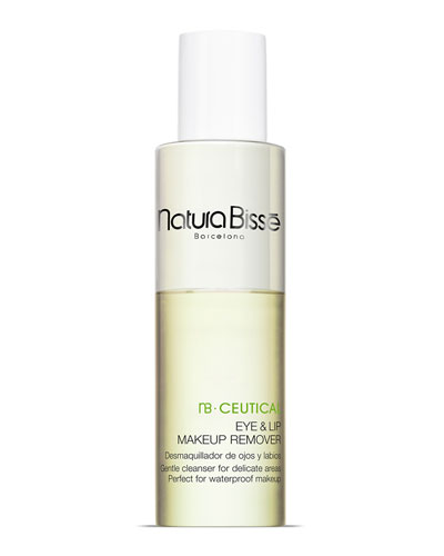 NB Ceutical Eye & Lip Makeup Remover, 3.5 oz.