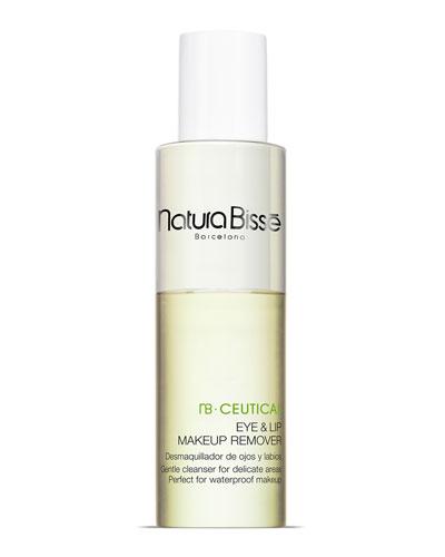 NB Ceutical Eye & Lip Makeup Remover, 3.5 oz.