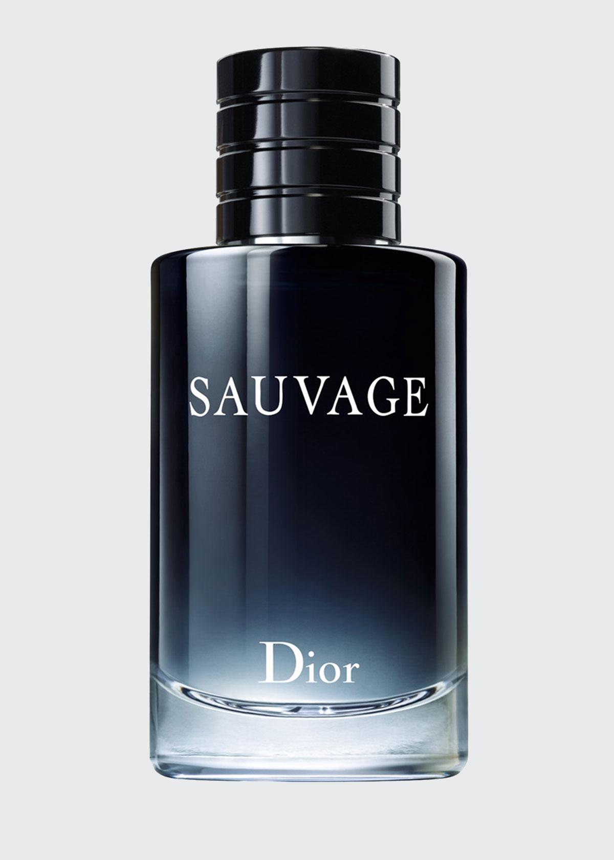 Sauvage Eau De Toilette 3.4 Oz/ 100 Ml Eau De Toilette Spray