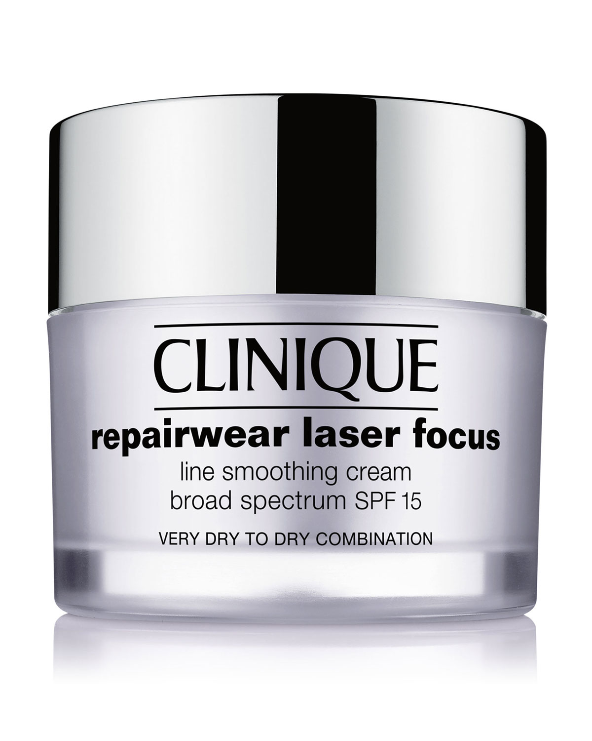 Repairwear Laser Focus Line Smoothing Cream Broad Spectrum Spf 15 For Very Dry To Dry Combination Sk