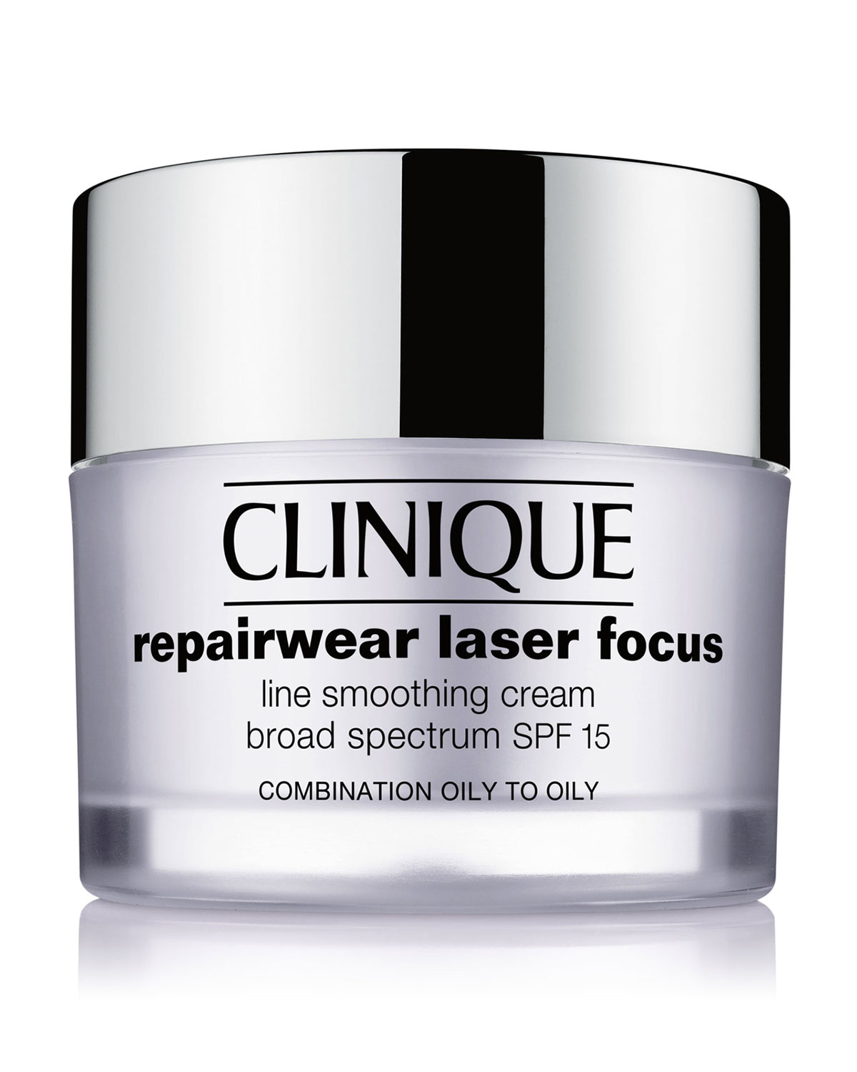 REPAIRWEAR LASER FOCUS LINE SMOOTHING CREAM BROAD SPECTRUM SPF 15 FOR COMBINATION OILY TO OILY SKIN