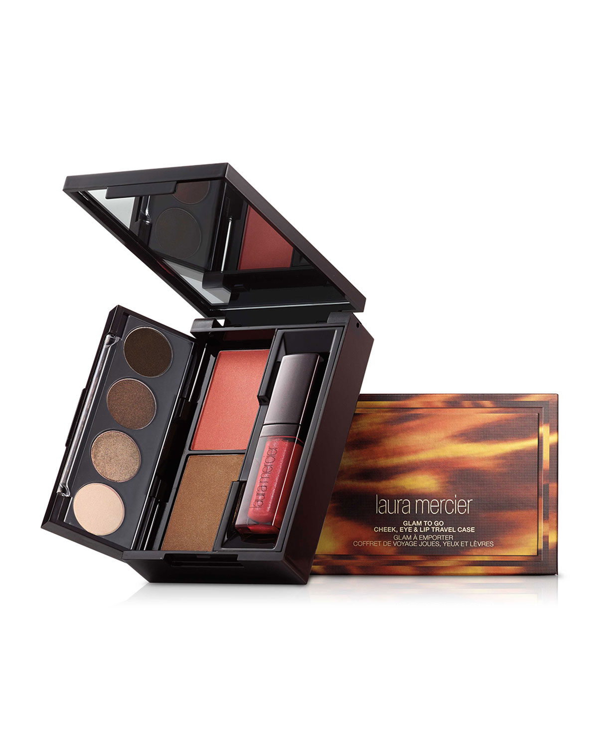Limited Edition Glam to Go - Cheek, Eye & Lip Travel Case ($85 Value)