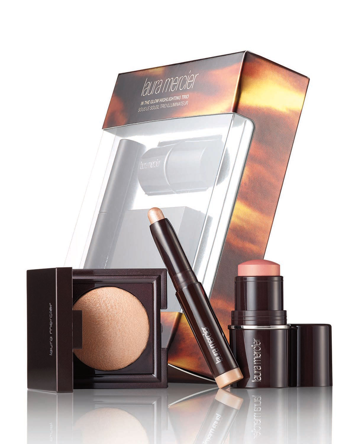 Limited Edition In the Glow Highlighting Trio ($50 Value)