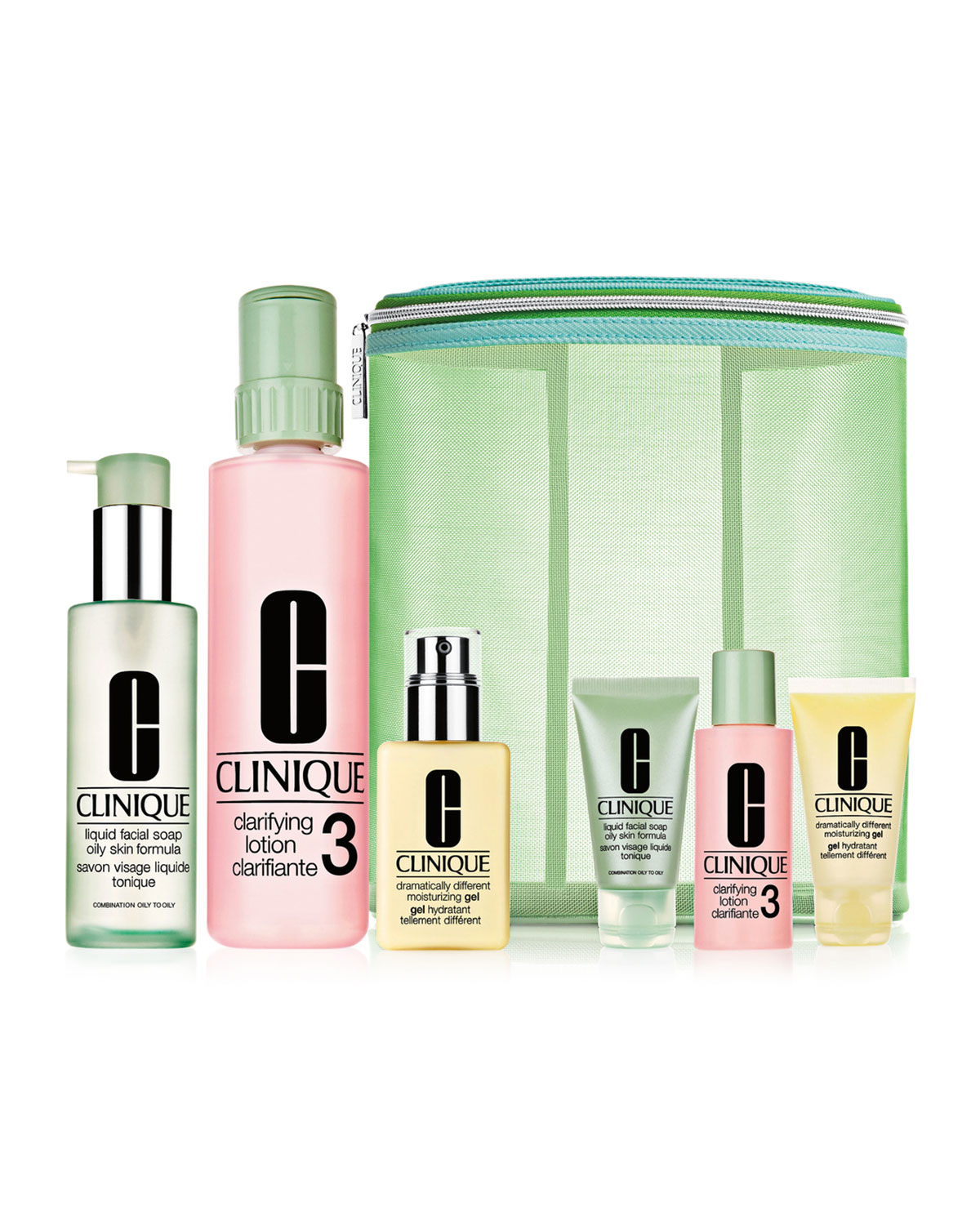 Limited Edition Great Skin Everywhere Set For Oilier Skins ($90 Value)