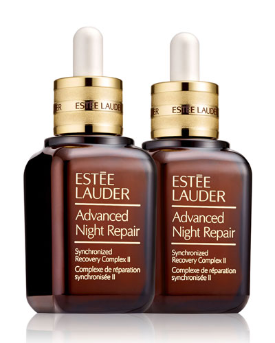 Limited Edition Advanced Night Repair Synchronized Recovery Complex II Duo, 2 x 1.7 oz. ($190 ...