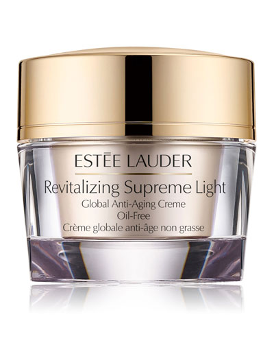 Revitalizing Supreme Light Global Anti-Aging Creme Oil-Free Crème, 1.7 oz.