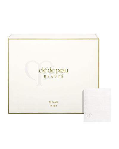 Cle de Peau Beaute Cotton, 120 Count