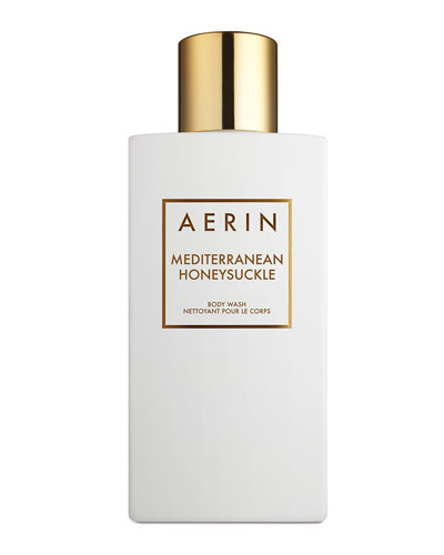 Limited Edition Mediterranean Honeysuckle Body Wash, 7.6 oz.