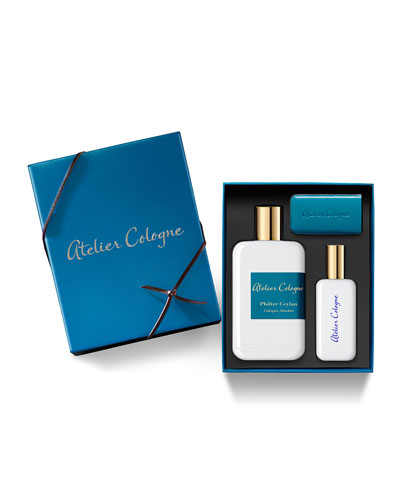 Philtre Ceylan Cologne Absolue, 200 mL with complimentary 30 mL